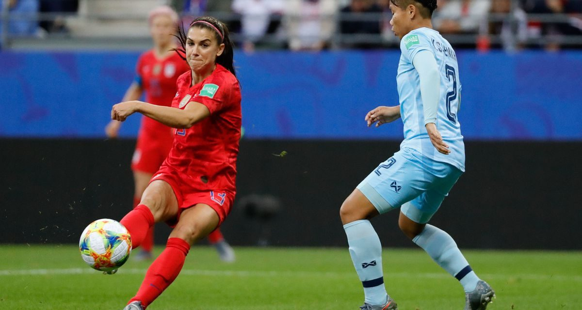 Women's World Cup Betting Preview: United States vs. Sweden