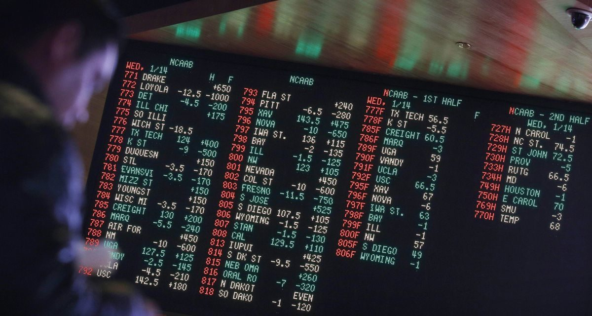 Oregon to Launch Sports Betting Before September