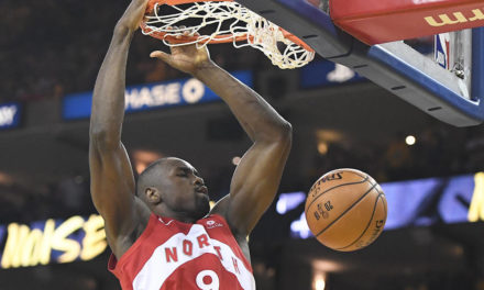 Raptors One Step Away From Shocking Warriors, Winning Title