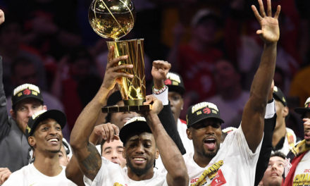 Raptors Edge Warriors, Claim First NBA Title