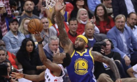 Toronto Raptors at Golden State Warriors Game 3 Betting Preview