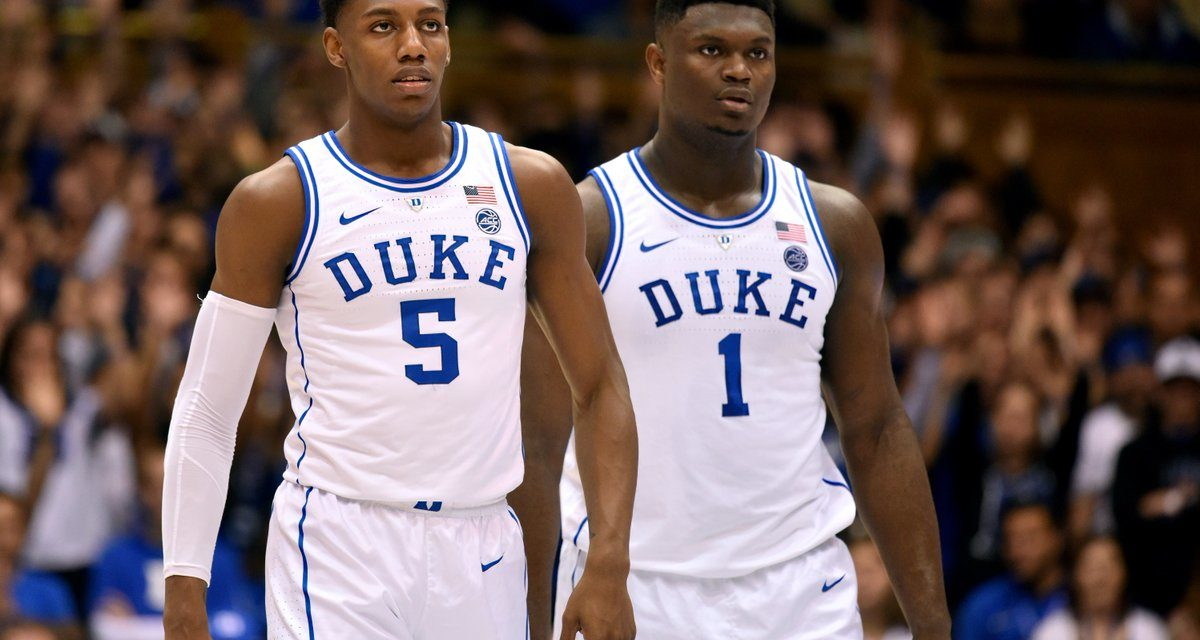 NBA Draft: What Happens After Zion?