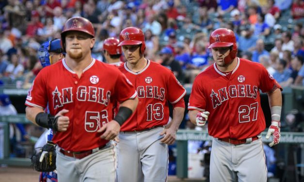 Los Angeles Angels at Texas Rangers Betting Preview