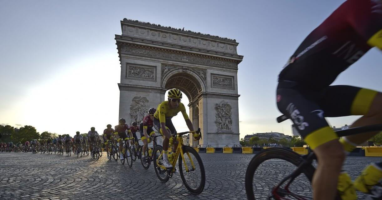 2020 Tour de France Betting Odds
