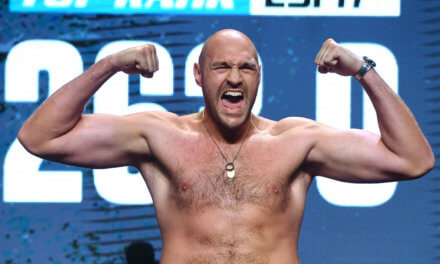 Boxing: Heavy Weight – Otto Wallin vs Tyson Fury Betting Preview