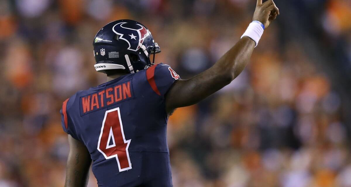 Show #61 – Is Deshaun Watson MVP Material as we Head Into Week 1 of the NFL Season?