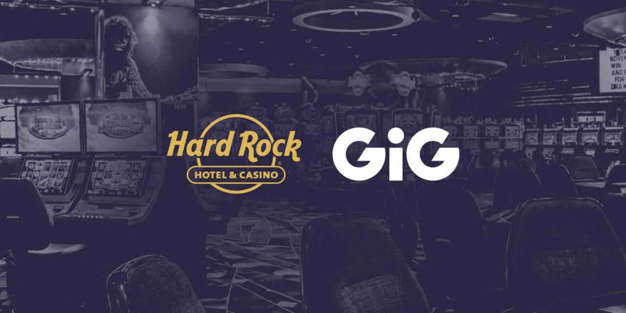 Iowa and Hard Rock use GiG to Launch Sportsbook
