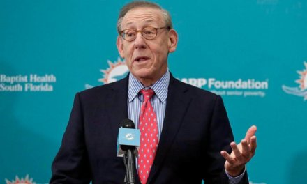 Dolphins' owner Stephen Ross invests in sports betting startup