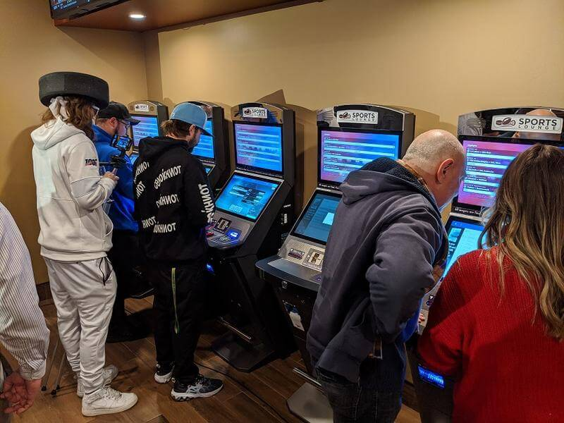Sports Betting Has Official Debut At Buffalo Creek Casino In New York