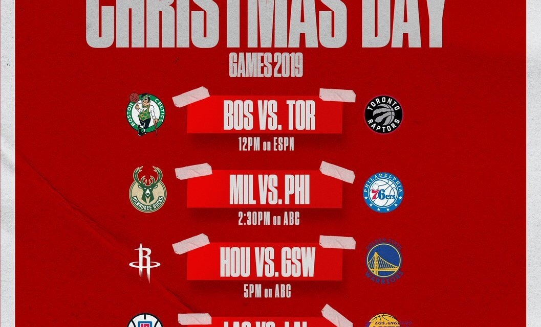 Betting Preview for Christmas Day NBA 2020