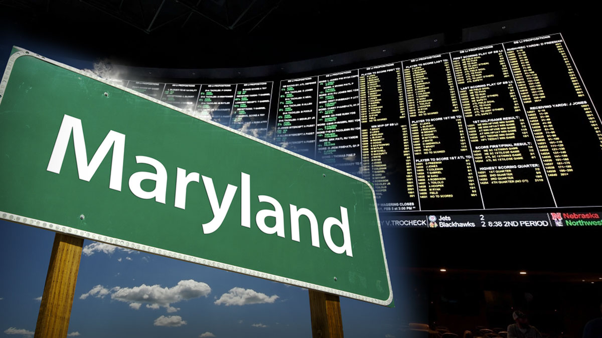 Md sports betting what does the over under mean in sports betting