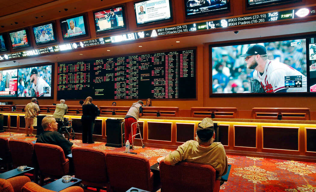 Nevada Has Record Setting Sports Betting Handle For November