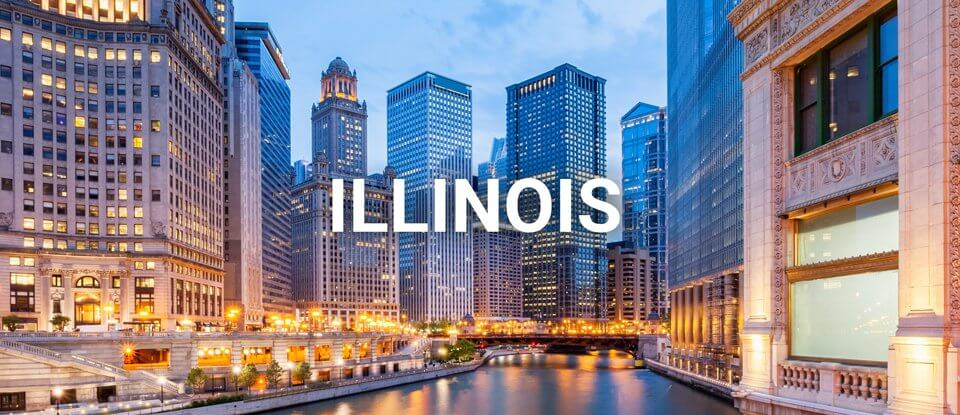 New Study from Gaming Firm Suggests Illinois Could Reach over $5B by 2023 following Legal Sports