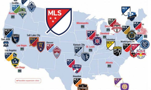 Major League Soccer- Home Openers Announced