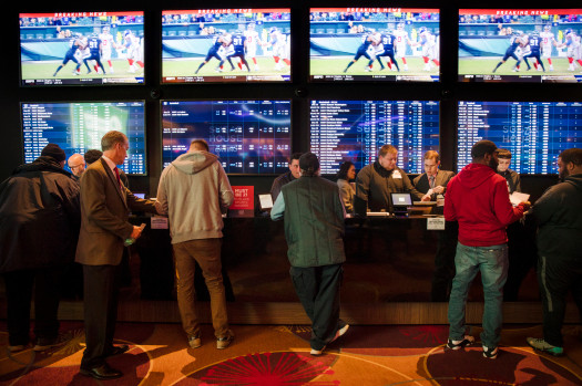 Virginia Lawmakers Approve Sports Betting Some Restrictions In Place