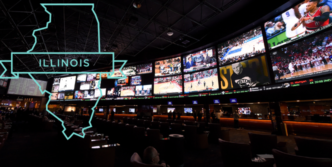 Illinois Sports Betting May Launch In Time For March Madness
