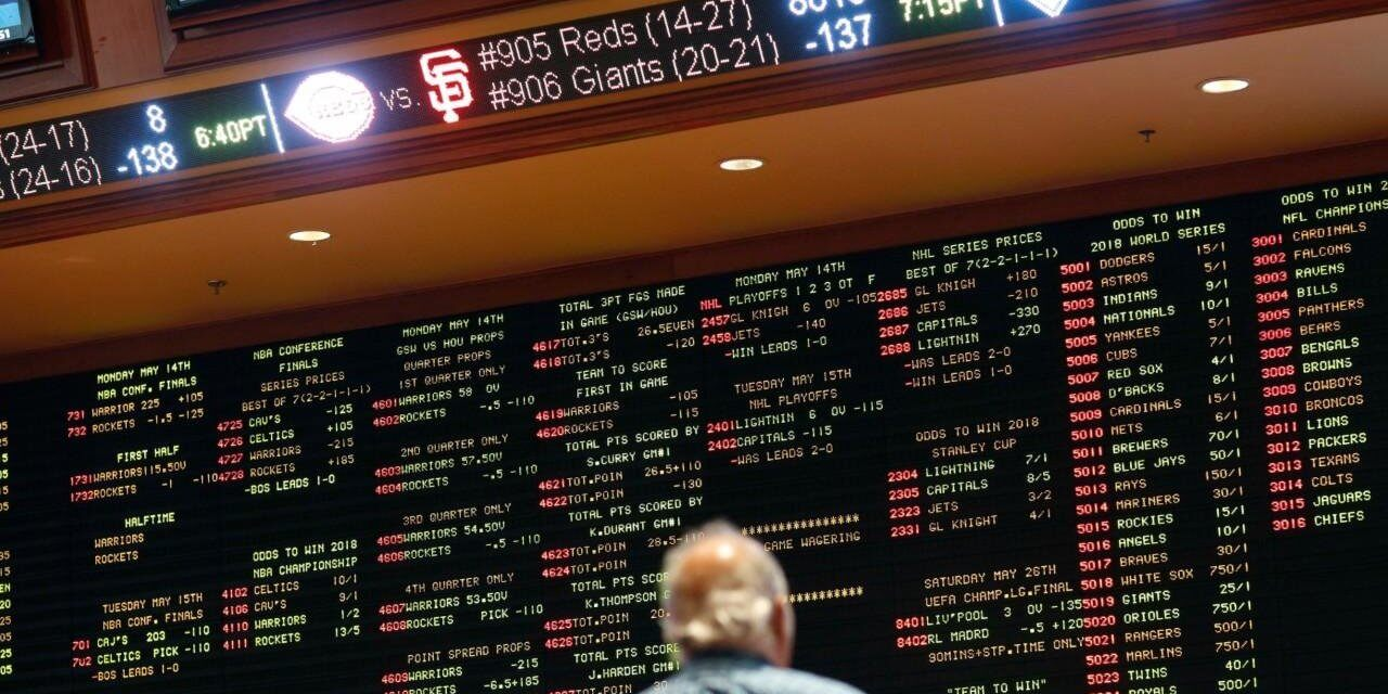 Tennessee Minimum Hold Rule Could Cost Millions In Sports Betting Revenue