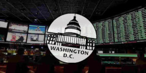 sports betting in DC