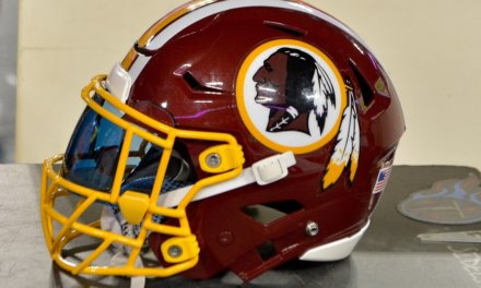 Washington Redskins Apply For Sports Betting License In Virginia
