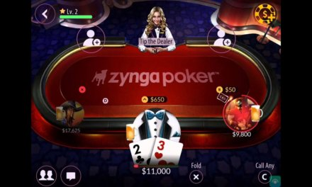 Zynga Poker and WPT Combine for One-of-a-Kind  High Roller Sweepstakes Event