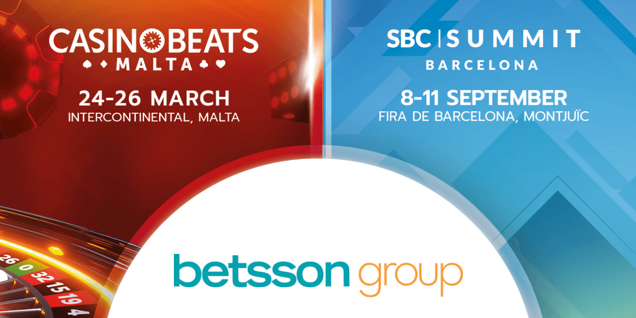 CasinoBeats Malta and SBC Summit Get Betsson Group Backing