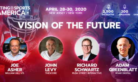 Major operator CEOs confirmed for Betting on Sports America 2020