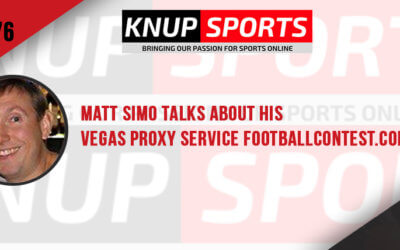 Show #76 – Matt Simo Talks About His Vegas Proxy Service FootballContest.com