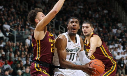 Iowa Hawkeyes at Michigan State Spartans Betting Preview