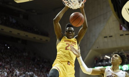 Maryland Terrapins at Ohio State Buckeyes Betting Preview