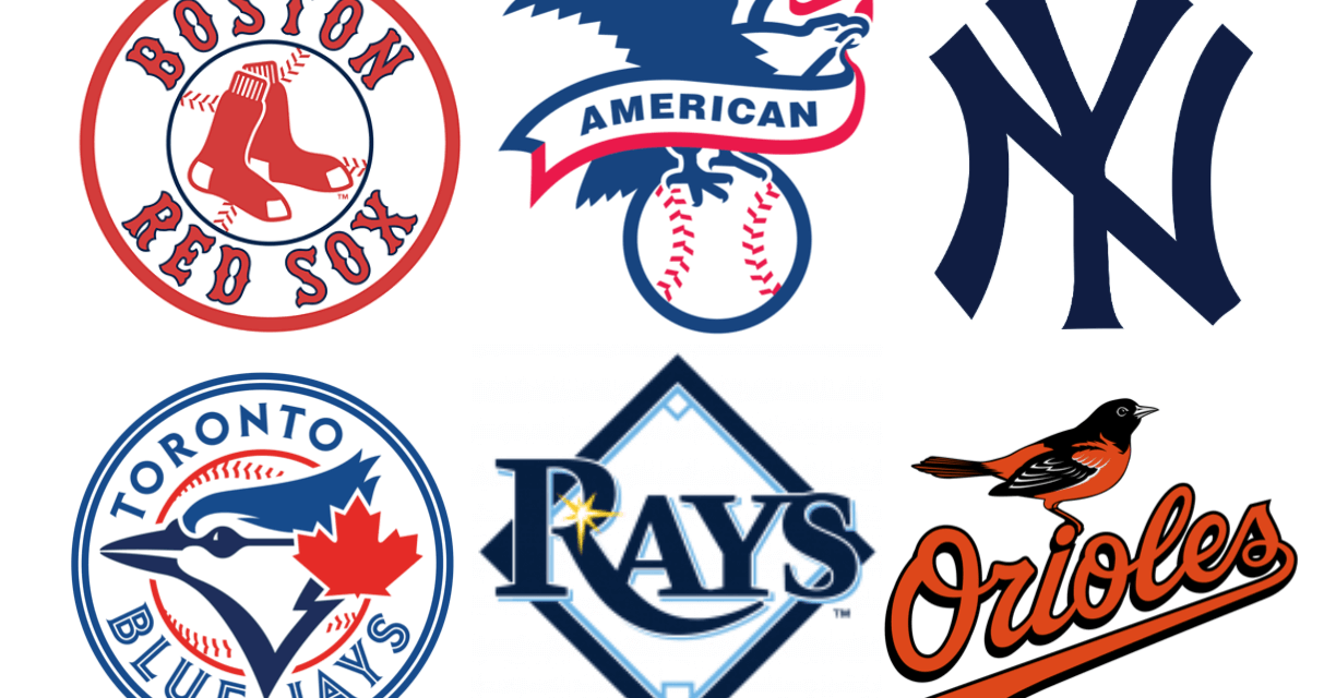 2020 MLB Futures (American League East)