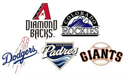MLB 2020 Future (National League West)