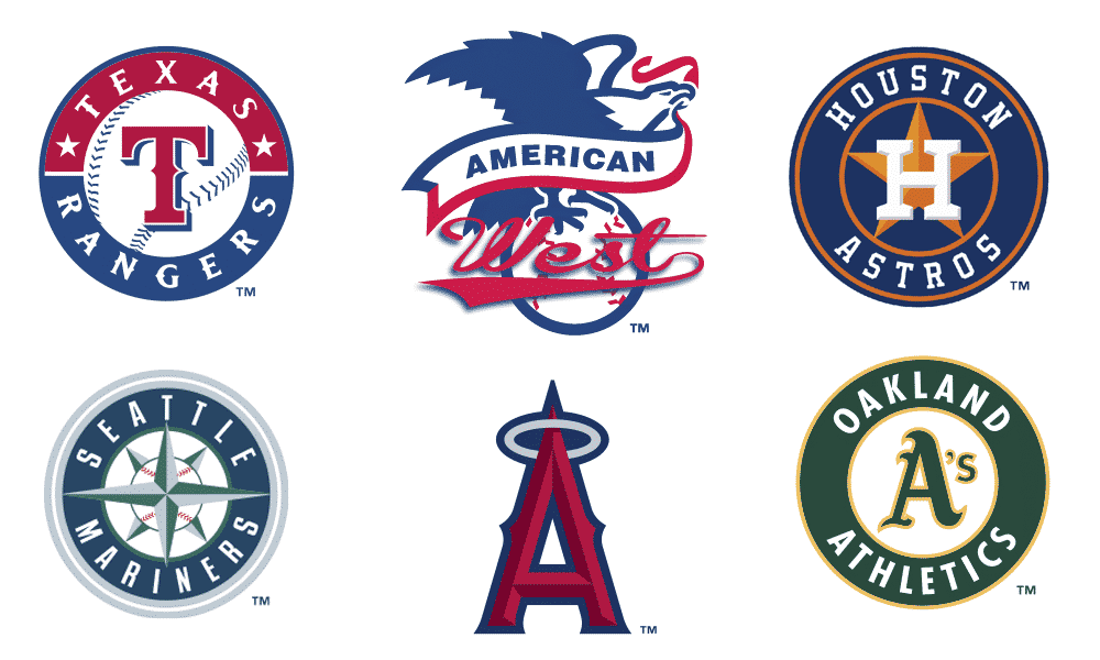 MLB Futures (American League West)