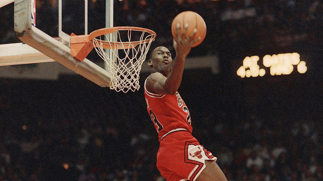 Good News Bored Sports Fans: Michael Jordan Coming Back!