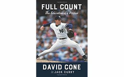 "David Cone- ""Full Count: The Education of a Pitcher"""