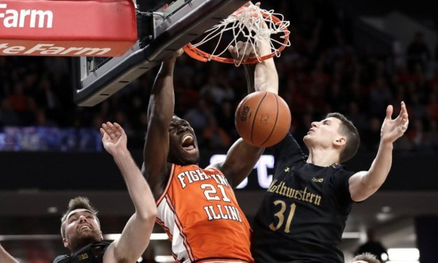 Illinois Fighting Illini at Ohio State Buckeyes Betting Preview