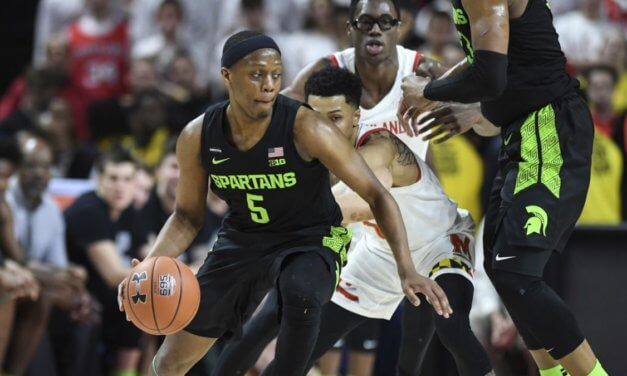 Ohio State Buckeyes at Michigan State Spartans Betting Preview