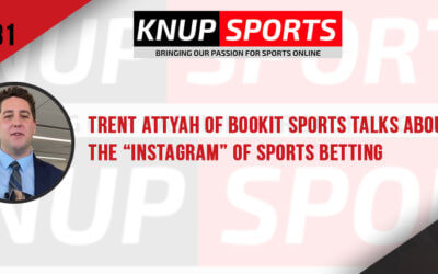"Show #81 –  Trent Attyah of BookIt Sports Talks About the ""Instagram"" of Sports Betting"
