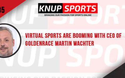 Show #85 – Virtual Sports Are Booming With CEO of GoldenRace Martin Wachter