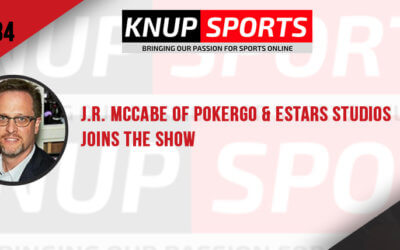 Show #84 – J.R. McCabe of PokerGO & Estars Studios Joins the Show