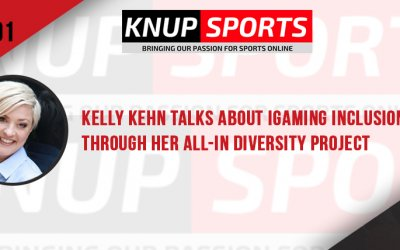 Show #91 – Kelly Kehn Talks About iGaming Inclusion Through Her All-In Diversity Project