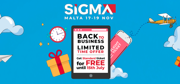 SiGMA gets back to business with free ticket offer