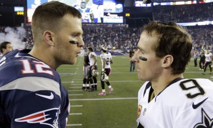 Brady, Brees Headline Loaded NFC South