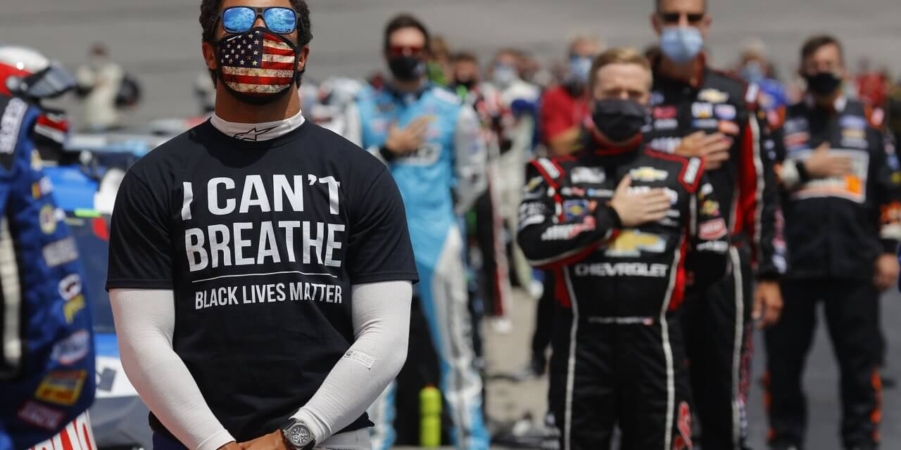 Confederate Flag Ban By NASCAR Receiving Praise and Controversy