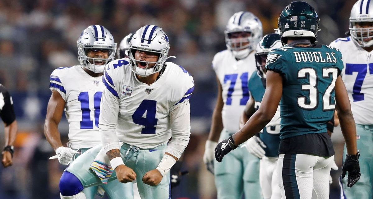 Cowboys, Eagles Class Of NFC East Again In 2020