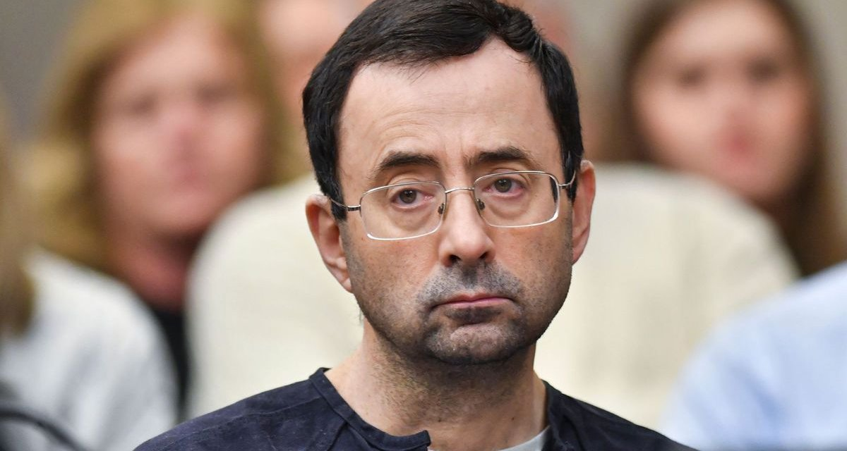 Nassar's Victims Call for DOJ to Release FBI Reports