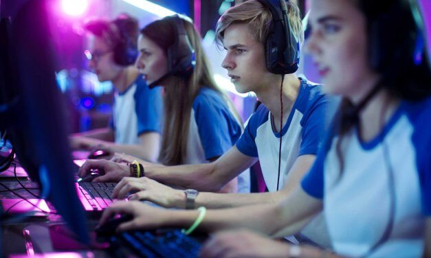 Class Credit for Gaming? It May Soon Become the Norm