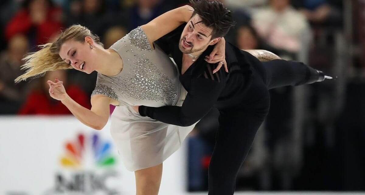 Olympic Figure Skater Gets Tossed After Controversial Comments