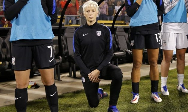Florida Congressman Wants U.S. Soccer Players To Stand