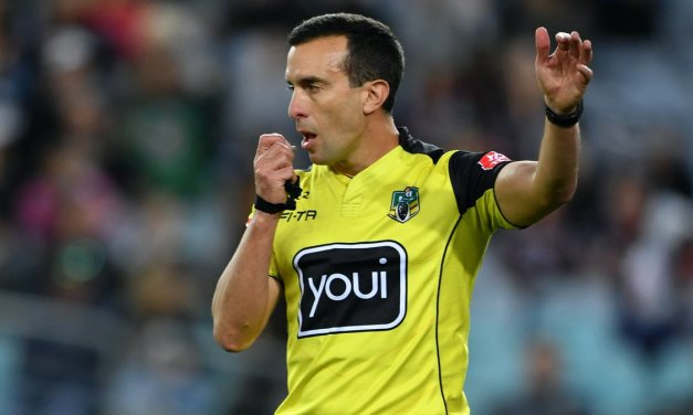 Referees Will Need To Avoid Traditional Whistles