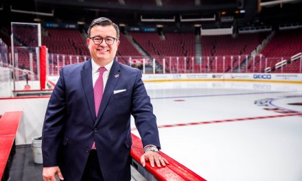 NHL Names First Latino CEO, Coyotes' Xavier Gutierrez